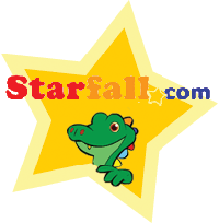 Starfall will open in a new window