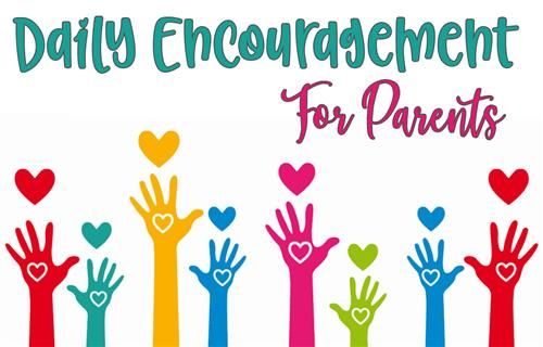 Daily Encouragement for Parents