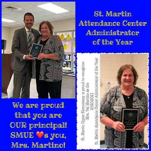Administrator of the Year